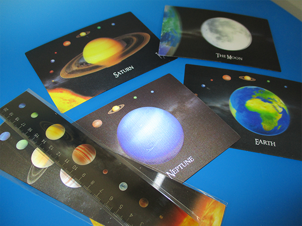3Dカード 各種